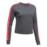 Camiseta Feminina Under Armour Manga Longa Moda Fitness