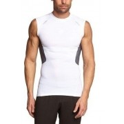 Camiseta Regata Compressão adidas Preparation Techfit W58808