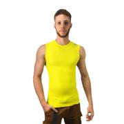Camiseta regata de compressão Adidas Techfit running BQ6019