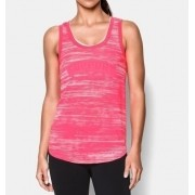 Camiseta Regata Under Armour Power In Pink Outubro Rosa