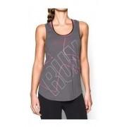 Camiseta Regata Under Armour Run 1264546 Academia Crossfit