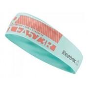 Faixa Testeira Reebok Verde Headband Tênis Running Crossfit