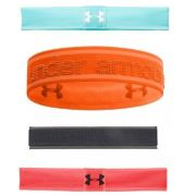 Kit 4 Faixas Under Armour Testeira Headband Tênis Crossfit