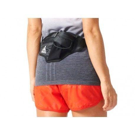 Pochete adidas Running Com Porta Garrafa Para Corrida De Rua