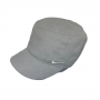 Boné feminino Nike SB modelo fechado tipo cap militar 393756