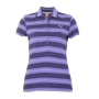 Camisa polo feminina puma listrada