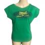 Camiseta Feminina Verde Everlast Brasil Copa E Olimpíadas