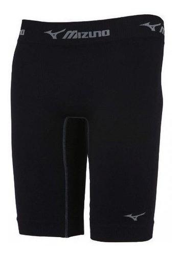 Bermuda Compressão Mizuno Run Storm Fitness Shorts Térmico