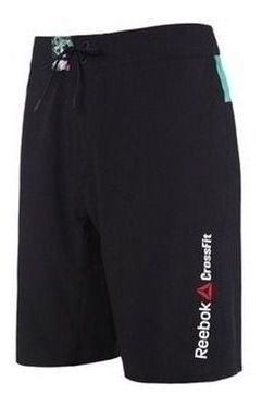 Bermuda Reebok Crossfit Z90411 Shorts Grande Tamanho 62