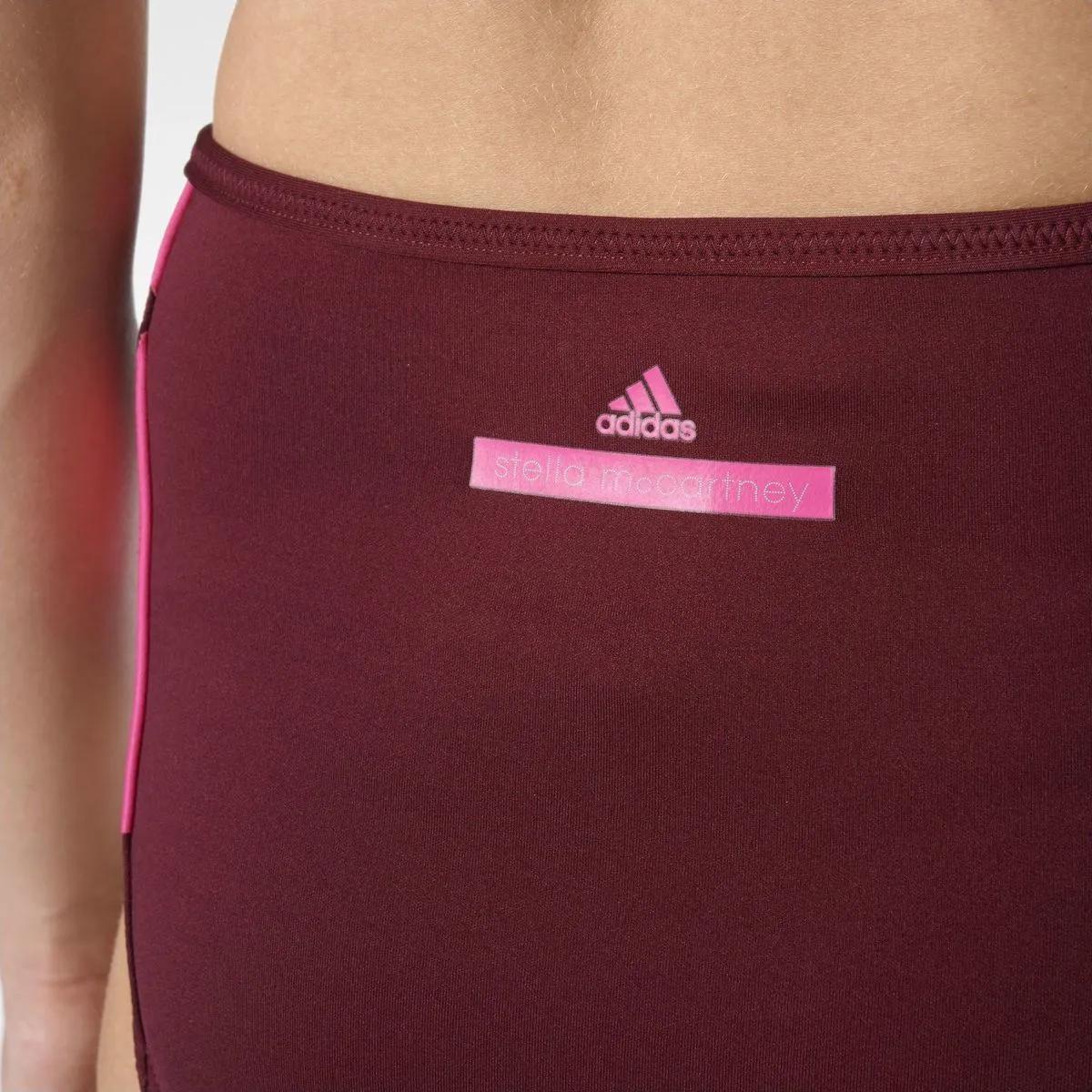 Sunquini Adidas Stella Mccartney Shorts Esportivo Moda Praia