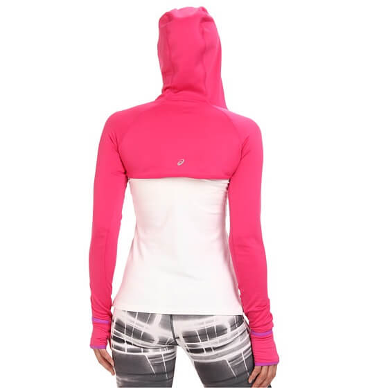 Blusa Cropped Asics Illusion Running Fitness Ciclismo Casual