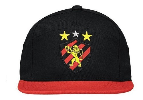 Boné adidas Sport Club Recife Aba Reta Snapback