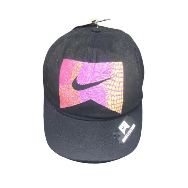 Boné Nike feminino infantil de aba curta