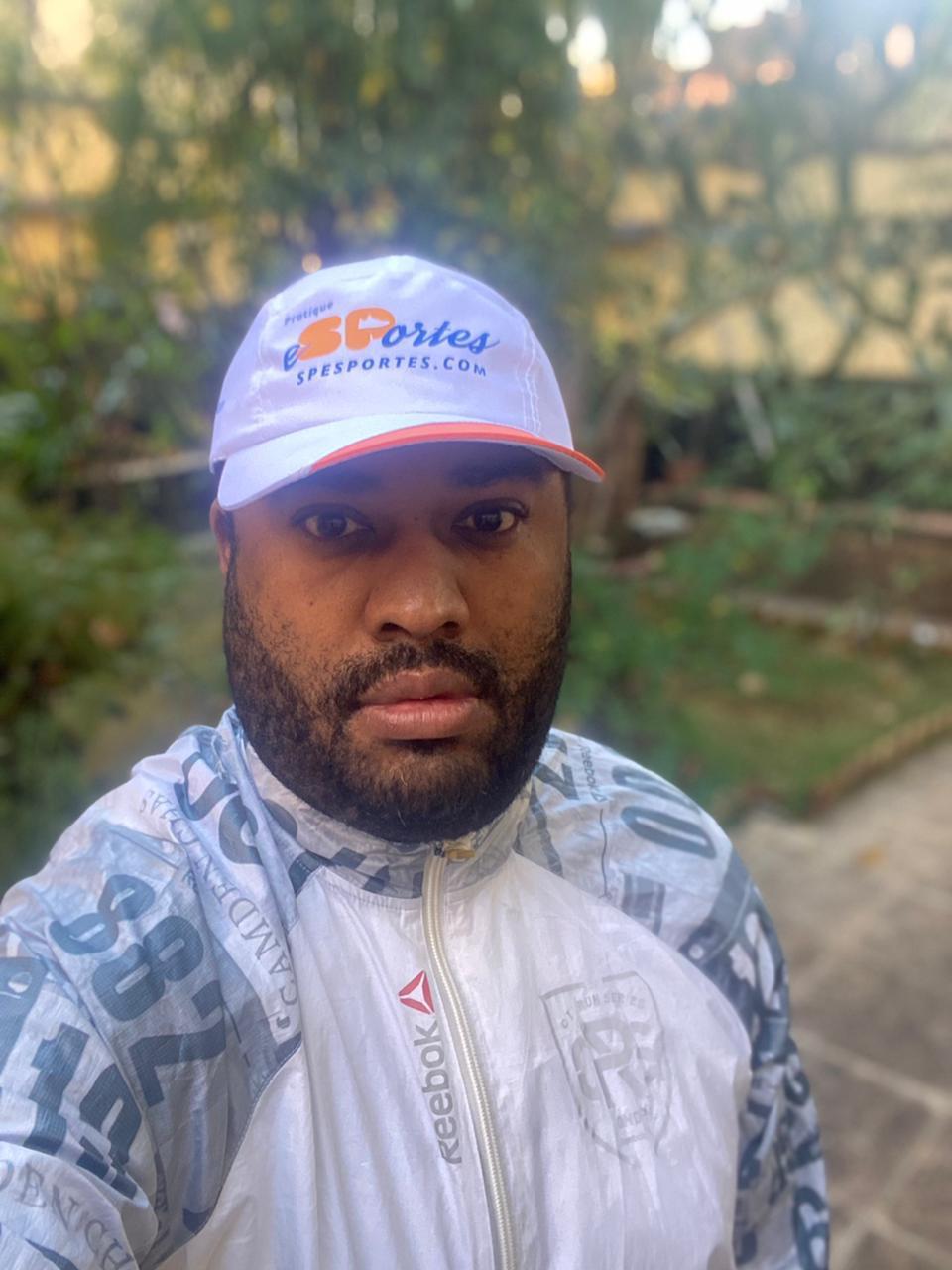 Boné Sp Esportes Run  CAP Five Panel Corrida De Rua E Ciclismo