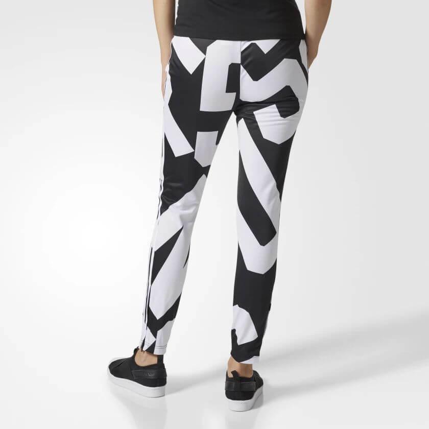 Calça Legging adidas Originals Estampada Moda Streetwear