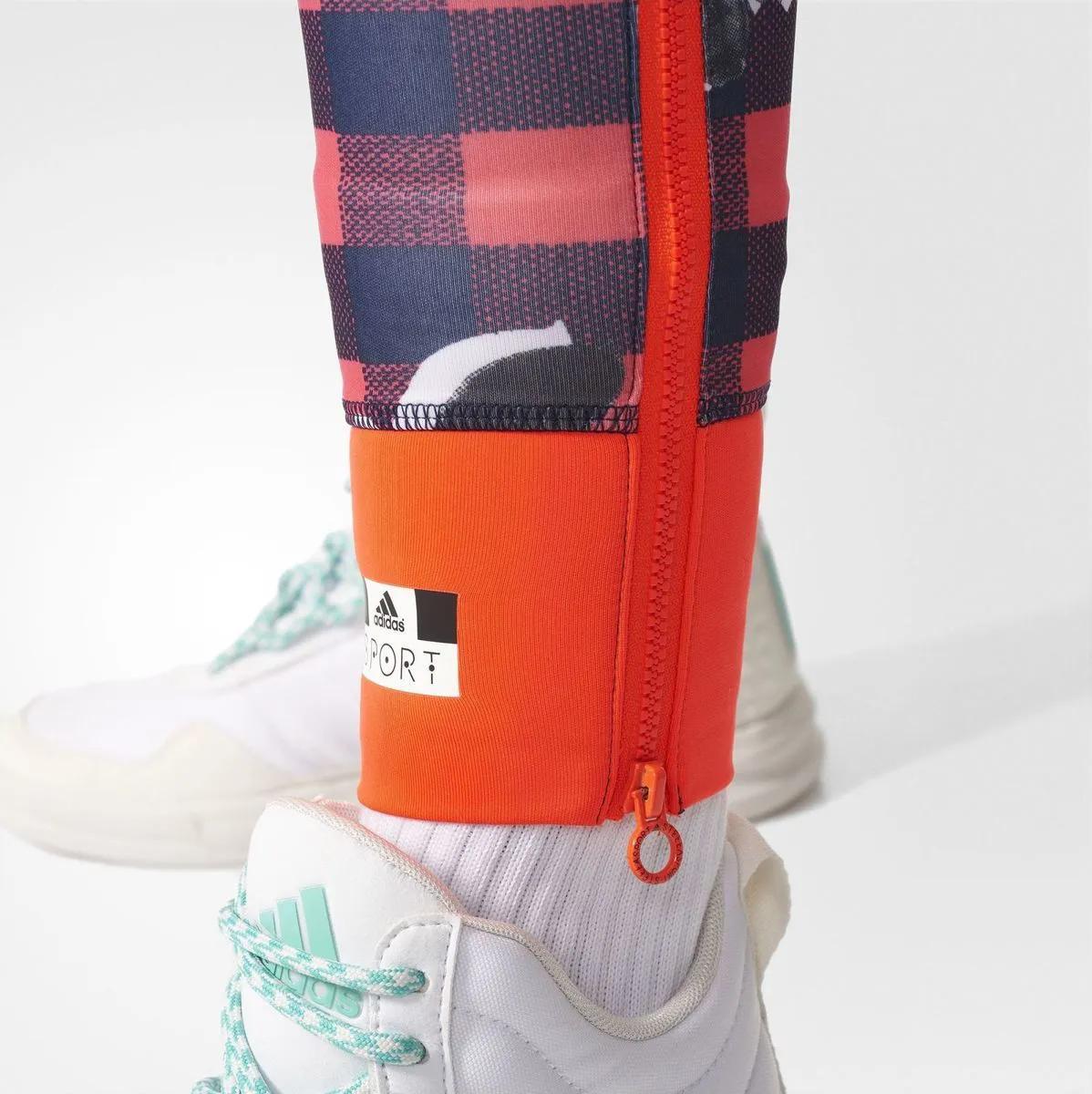 Calça Legging adidas Stellasport Floral By Stella Mccartney