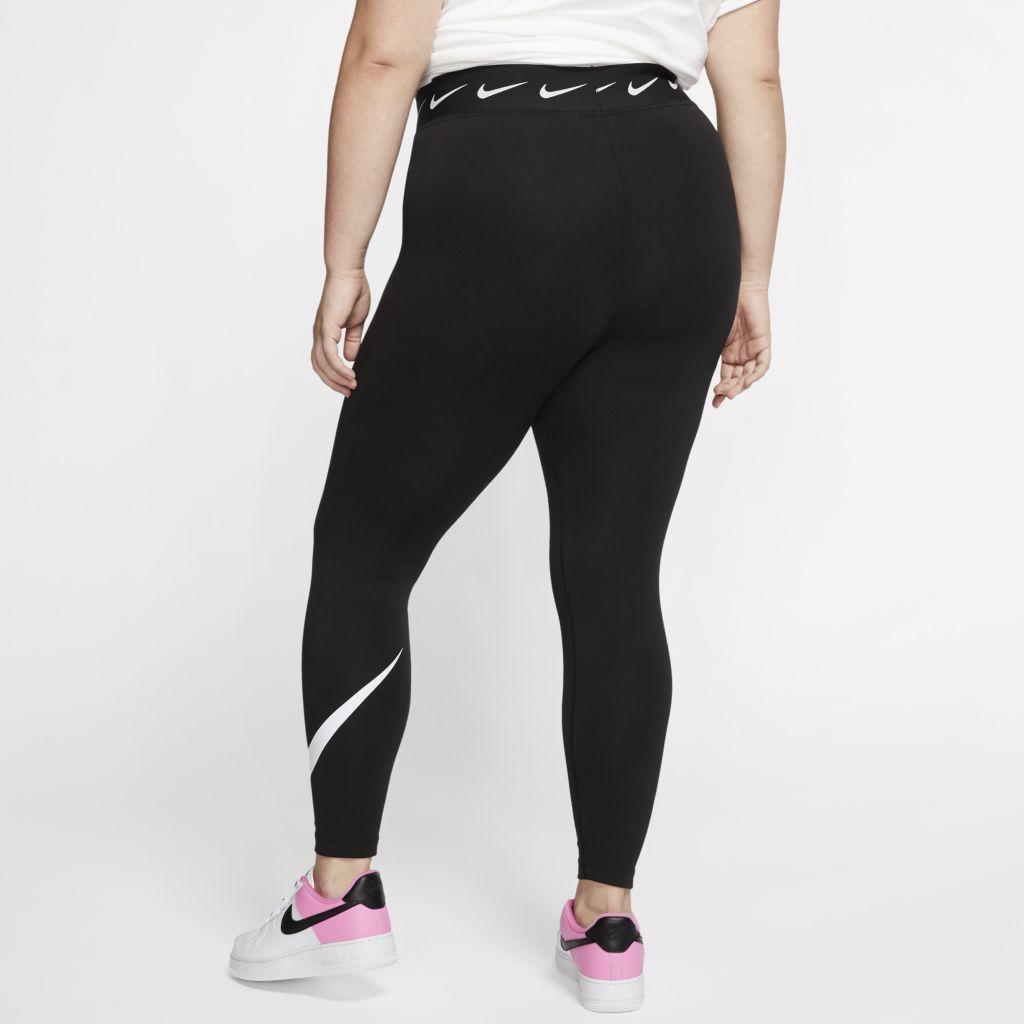 Calça legging plus size Nike Sportswear CT6689
