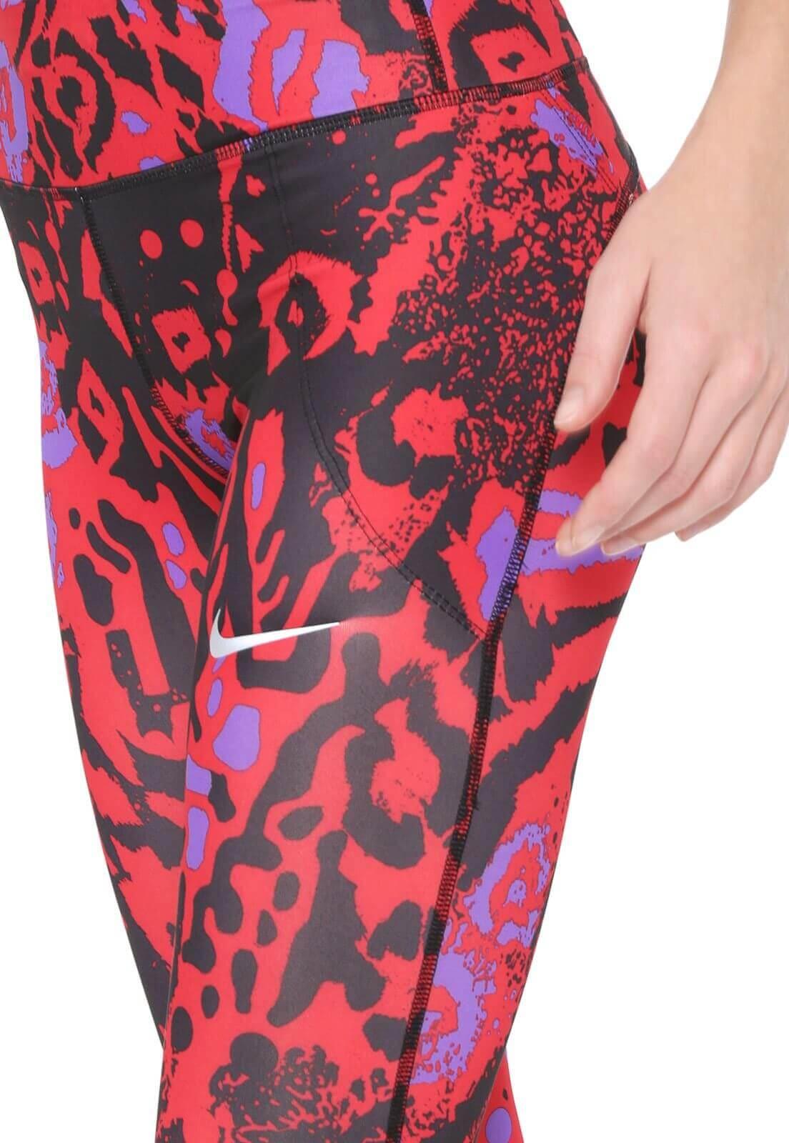 Calça legging suporte Nike run fit BV3328