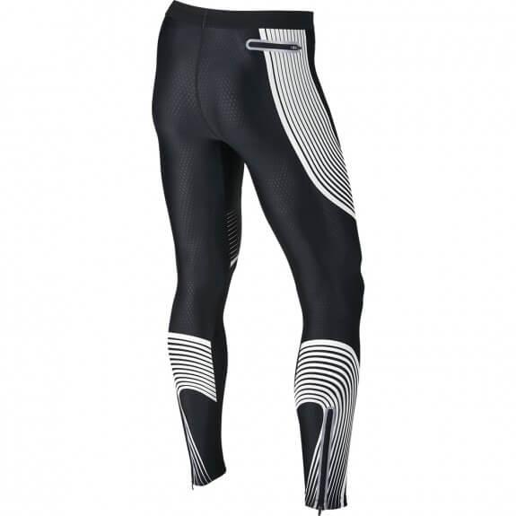 Calça masculina de compressão legging Nike Speed Power 717750