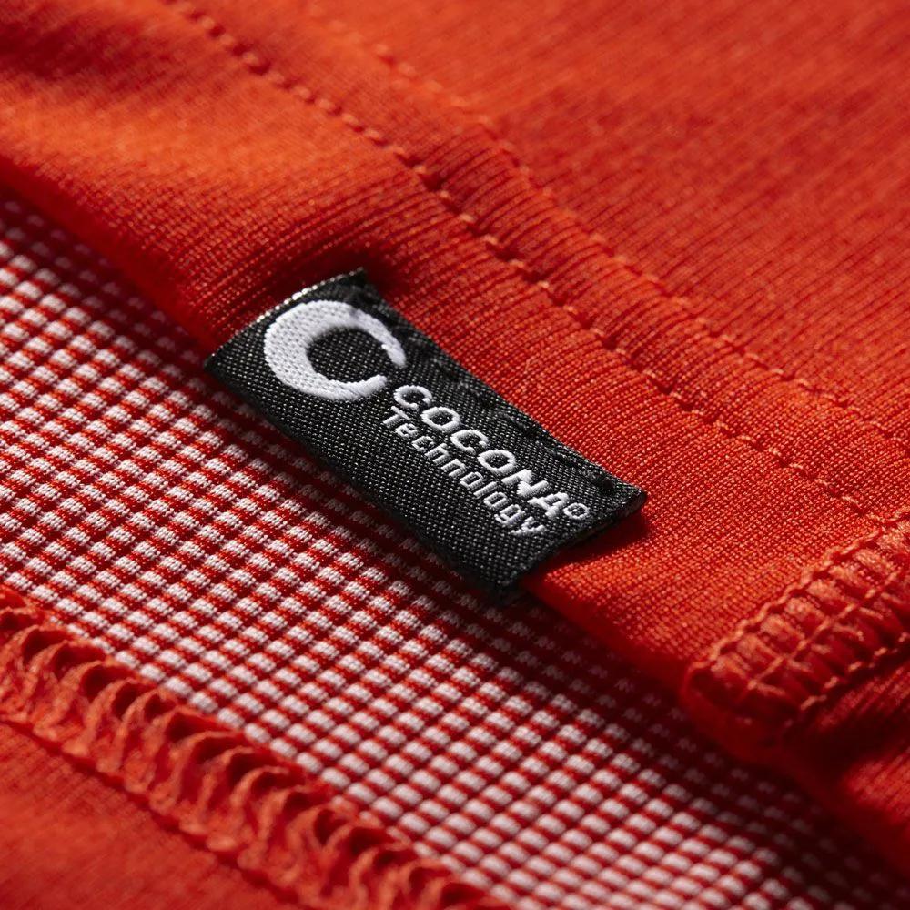 Camisa adidas Manga Longa Com Zíper Corrida De Rua G90824