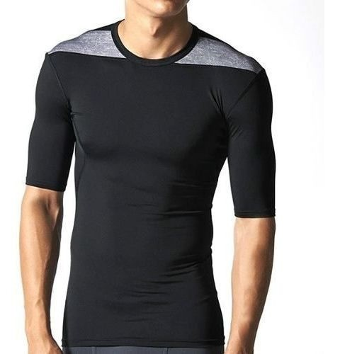 Camisa Compressão Adidas Techfit Running Crossfit D82011