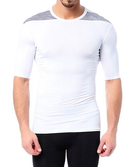 Camisa Compressão adidas Techfit Running Crossfit D82012