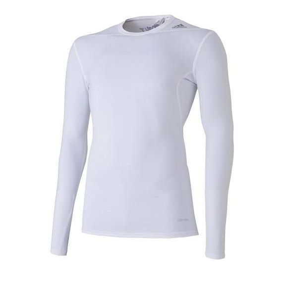 Camisa Compressão Adidas Térmica Manga Longa Corrida D82058
