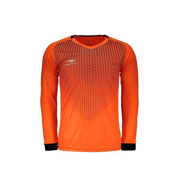 Camisa De Goleiro Penalty Adulto Com Proteção Futebol Futsal