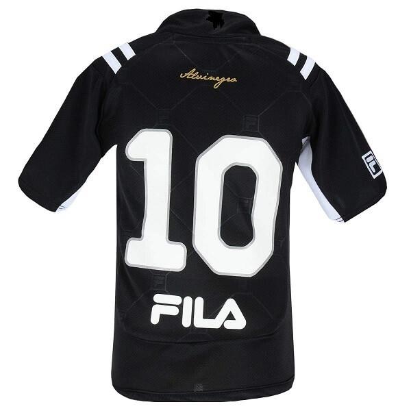 Camisa Feminina Botafogo Fila Uniforme 2 mod 2011