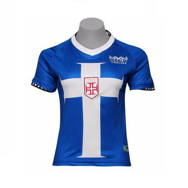 Camisa Feminina Comemorativa Vasco Da Gama Penalty Cavaleira