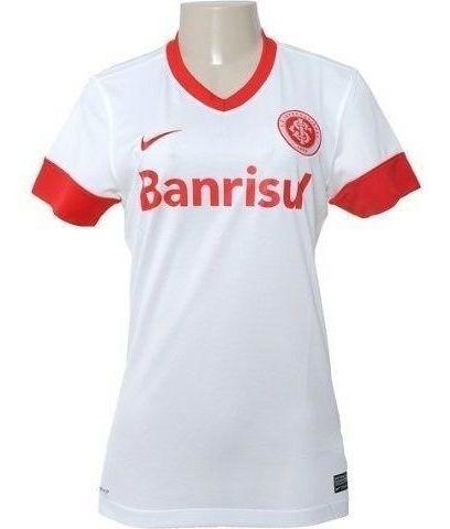 Camisa Feminina De Futebol Nike Sport Club Internacional
