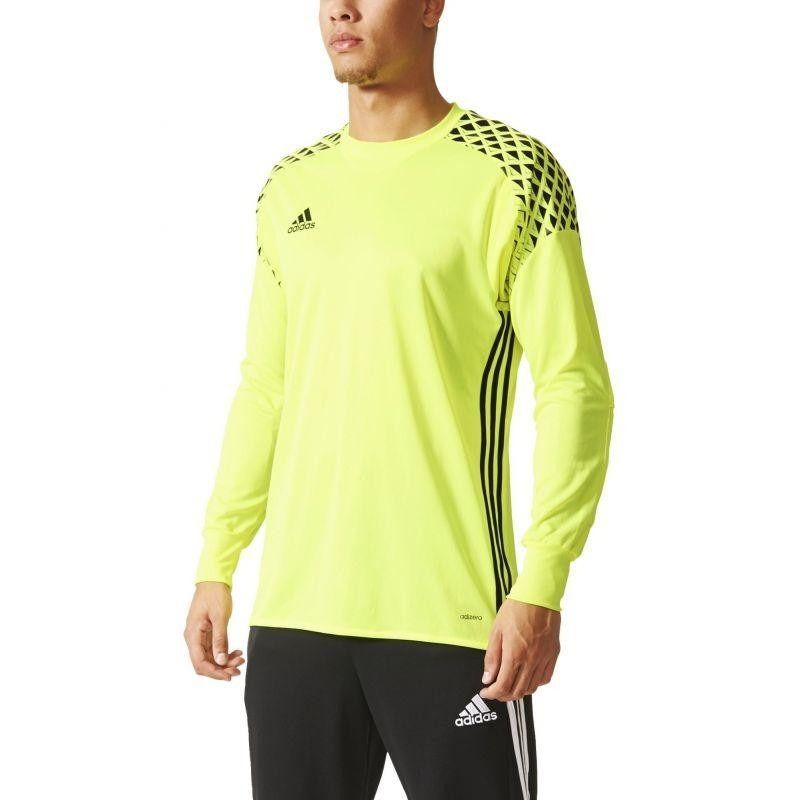 Camisa Goleiro adidas Adizero Com Proteção Futebol Futsal
