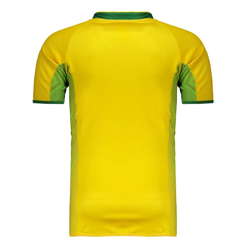 Camisa Seleção Brasileira De Rugby Oficial Topper 2016 TAM GG