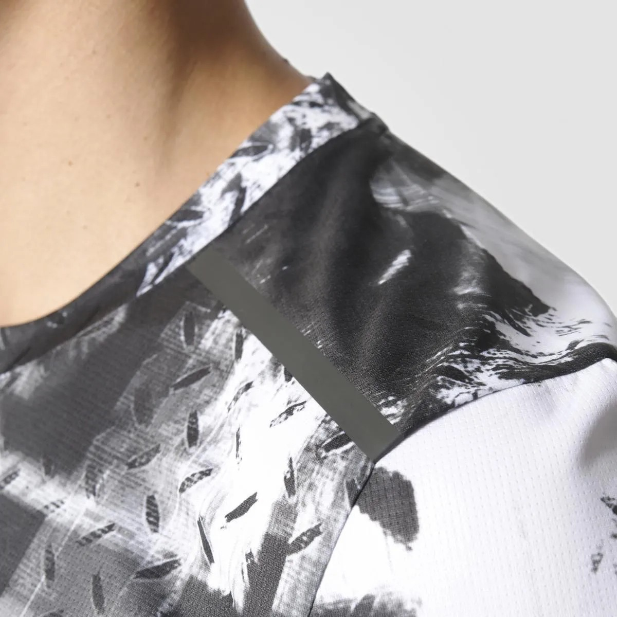 Camiseta adidas Climachill Running Tênis Fitness Crossfit