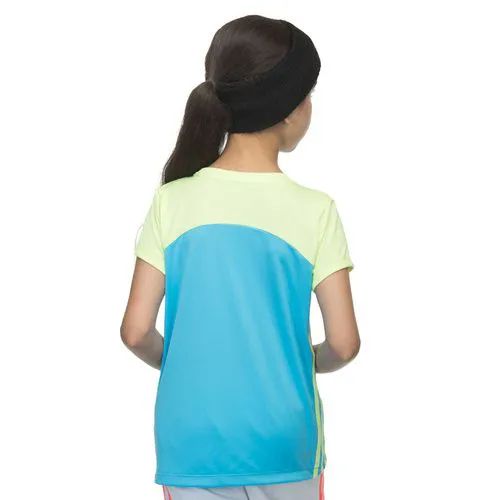 Camiseta adidas Feminina Tenista Infanto Juvenil Climalite
