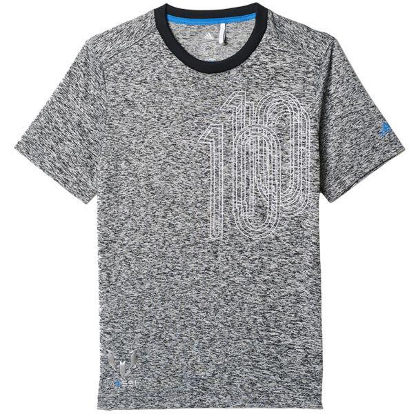 Camiseta adidas Messi Futebol Infantil Ed Especial