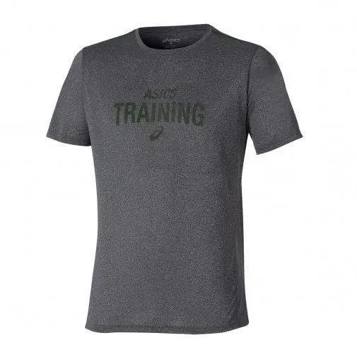 Camiseta Asics Training Graphic Tee Corrida De Rua Academia