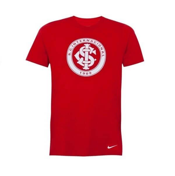 Camiseta Nike Internacional De Porto Alegre Modelo Passeio