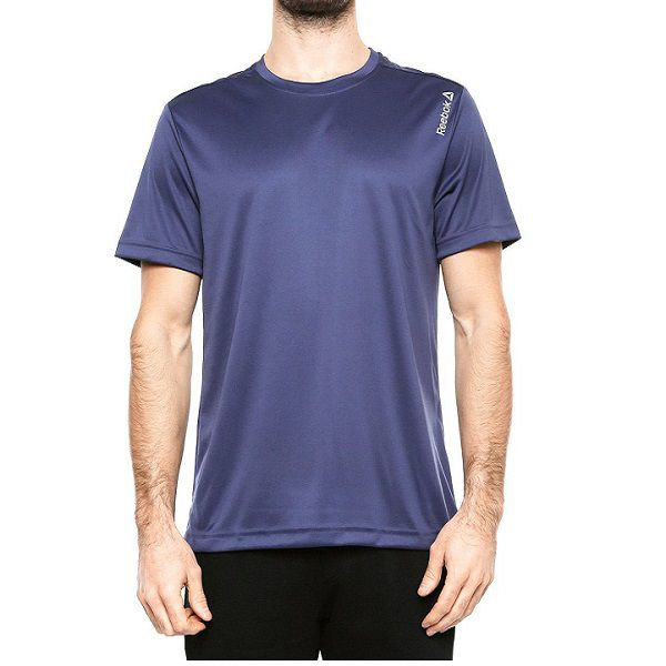 Camiseta Reebok Para Academia Corrida De Rua Crossfit S98911