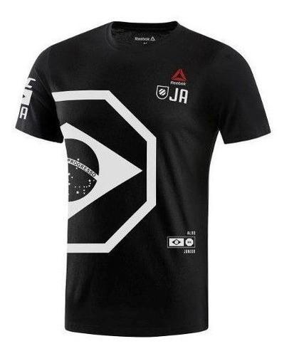 Camiseta Reebok Ufc José Aldo Edição Especial Ah7499