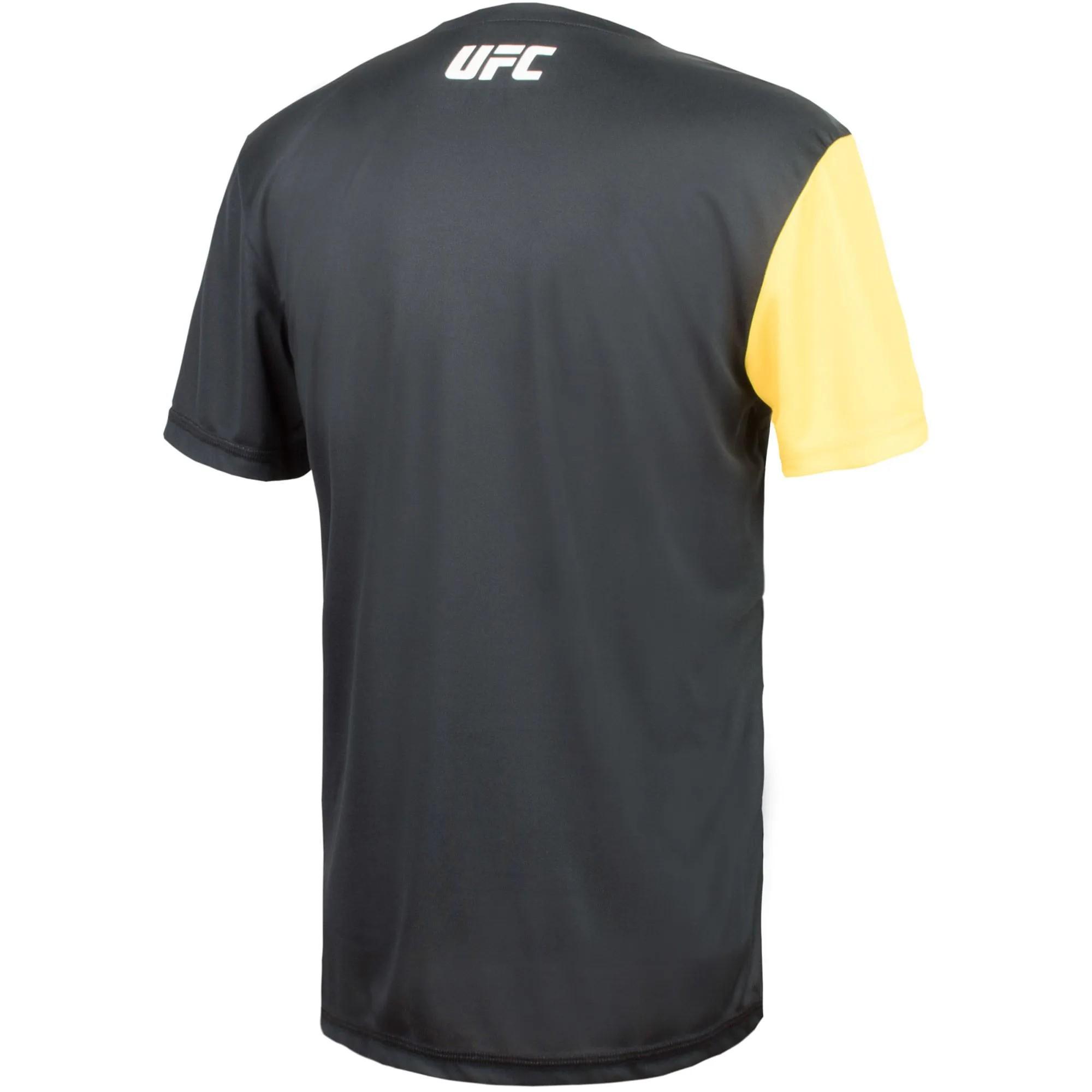 Camiseta Reebok Ufc Mma Bjj Edição Especial Brasil Br5947