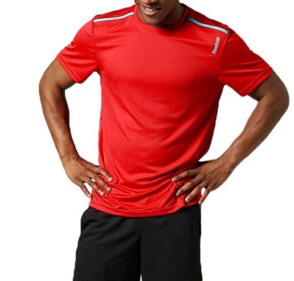 Camiseta Reebok Wor Tech Top Running Fitness Crossfit B86559