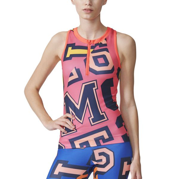 Camiseta Regata adidas Stellasport By Stella Mccartney