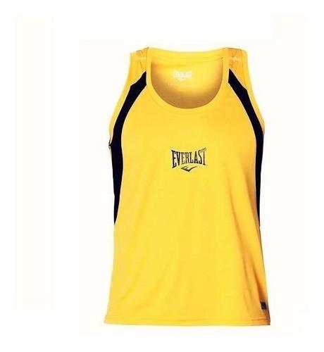 Camiseta Regata Everlast Training Running Crossfit Academia