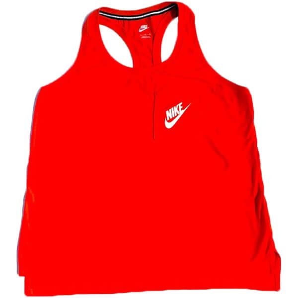 Camiseta regata Nike Red street wear 848977