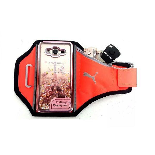 Capa Para Celular Braçadeira Puma iPhone 6 Armband Running