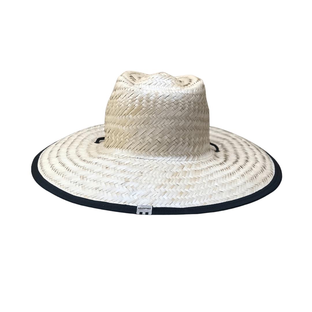 Chapéu De Palha Sp Esportes Com Estampa Floral Moda Praia