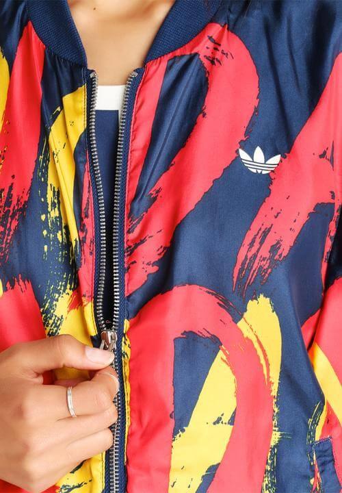 Corta vento de manga curta Adidas Originals AB2652