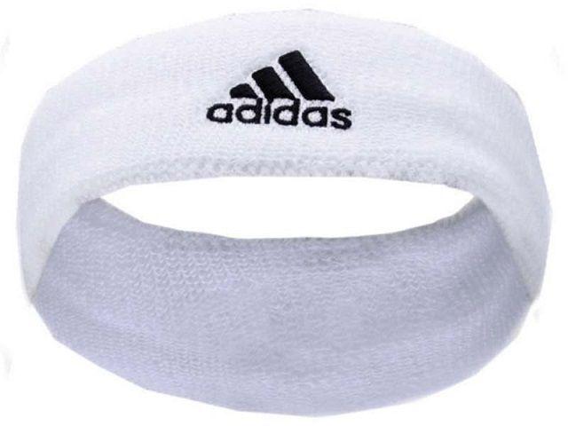 Faixa adidas Testeira Atoalhada Headband Bordada Para Tenistas