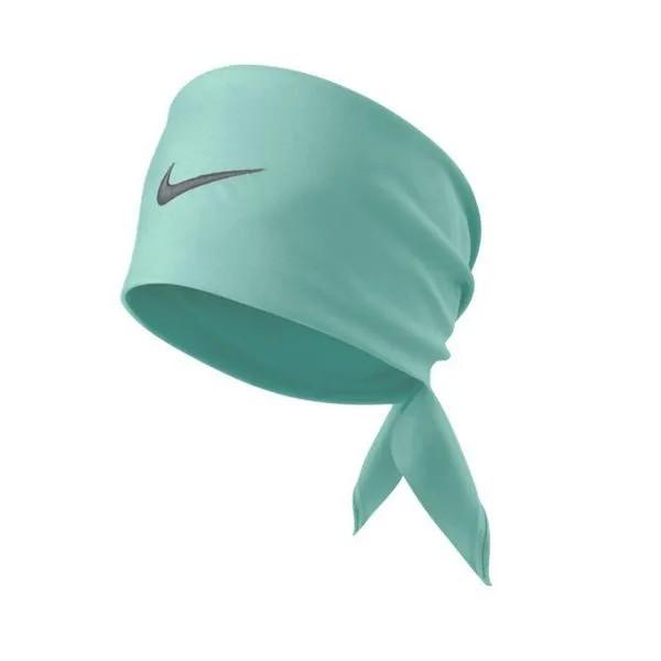 Faixa Bandana Nike Verde Para Tenista Estilo Roger Federer